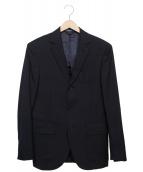POLO RALPH LAUREN(ポロラルフローレン)の古着「段返り3Bスーツ」|ネイビー