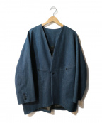 KANATA(カナタ)の古着「before jacket」 インディゴ
