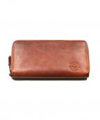 COCOMEISTER(ココマイスター)の古着「長財布」|ブラウン