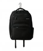 Samsonite(サムソナイト)の古着「Laptop Backpack」 ブラック
