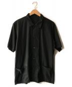 THE HINOKI(ヒノキ)の古着「オーバーサイジングS/S」|ブラック