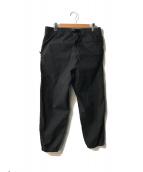 NIKE ACG(ナイキエイシージー)の古着「AS M NIKE ACG TRAIL PANT」|ブラック
