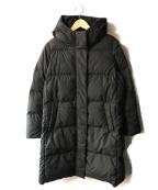 無印良品(ムジルシリョウヒン)の古着「ダウンコート」|ブラック