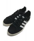 adidas(アディダス)の古着「CAMPUS/キャンパス」|ブラック×ホワイト