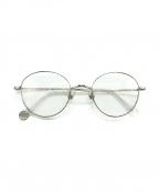 VIKTOR&ROLF(ヴィクター&ロルフ)の古着「眼鏡」 シルバー