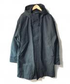 GAP(ギャップ)の古着「フーデッドコート」|ブラック