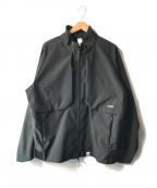 MAGIC STICK(マジックスティック)の古着「WINDPROOF TECH JACKET」 ブラック