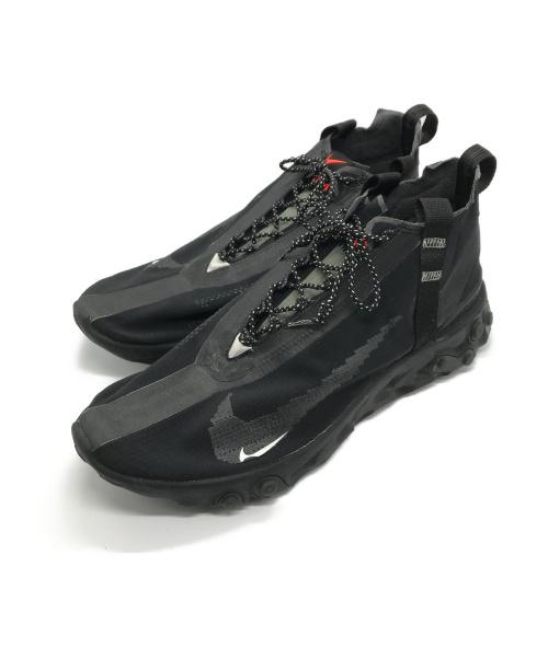 NIKE(ナイキ)NIKE (ナイキ) REACT MID WR ISPA ブラック サイズ:29cm AT3143-001の古着・服飾アイテム