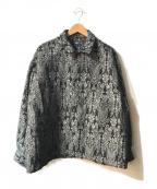 HARE(ハレ)の古着「アラベスクジャケット」 ブラック