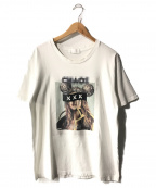 GOD SELECTION XXX(ゴットセレクショントリプルエックス)の古着「S/S Tシャツ」|ホワイト