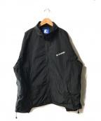 STARTER(スターター)の古着「ナイロンジャケット」 ブラック