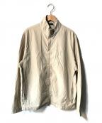 DKNY(ダナキャランニューヨーク)の古着「【古着】スイングトップ」 ベージュ