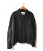 martinique(マルティニーク)の古着「ジップジャケット」 ブラック