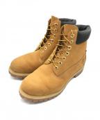 Timberland(ティンバーランド)の古着「ブーツ」|ベージュ