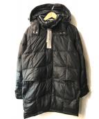 Golden Bear(ゴールデンベア)の古着「ダウンコート」|ブラック