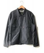 LEVIS(リーバイス)の古着「トラッカージャケット」|グレー