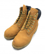 Timberland(ティンバーランド)の古着「6 in PRM WATERPROOF BOOTS」|イエロー