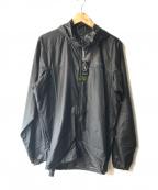 AIGLE(エーグル)の古着「ナイロンジャケット」|ブラック