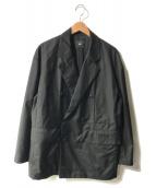 HARE(ハレ)の古着「ダブルワイドジャケット」|ブラック