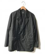 HARE(ハレ)の古着「ダブルワイドジャケット」 ブラック