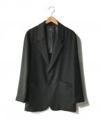HARE(ハレ)の古着「オーバーサイジングテーラードジャケット」 ブラック