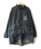 Comfy Outdoor Garment(コンフィーアウトドアガーメンツ)の古着「15 STEP COAT」|ブラック