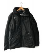 AVIREX(アヴィレックス)の古着「ミリタリージャケット」|ブラック