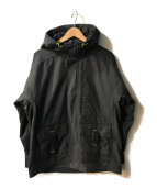 adidas(アディダス)の古着「バッグジャケット」|ブラック