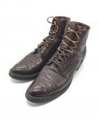 WHITES BOOTS(ホワイツ ブーツ)の古着「ブーツ」 ブラウン