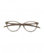999.9(フォーナインズ)の古着「眼鏡」|ペールブラウン