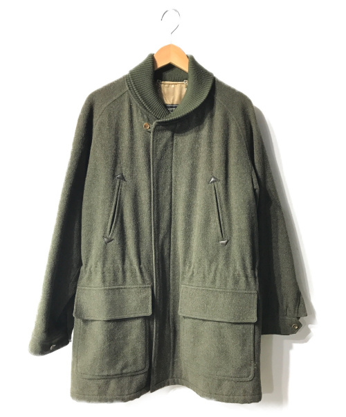 BURBERRY(バーバリー)BURBERRY (バーバリー) コート オリーブ サイズ:Lの古着・服飾アイテム