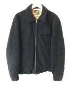 TENDERLOIN()の古着「T-50s Corduroy Work Jacket」|ブラック