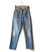 ()の古着「90'sスタッズデニムパンツ」 インディゴ