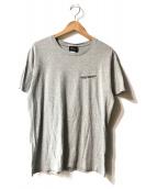 ()の古着「半袖Tシャツ」 グレー