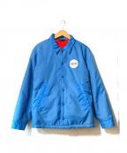 TENDERLOIN(テンダーロイン)の古着「T-COACH JKT」|ブルー