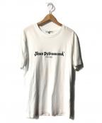 Gosha Rubchinskiy(ゴーシャ ラブチンスキー)の古着「S/S Tシャツ」 ホワイト