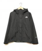 THE NORTH FACE(ザ ノース フェイス)の古着「Cloud Jacket/クラウドジャケット」|ブラック