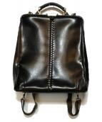 ()の古着「ダレスバッグ」|ブラック