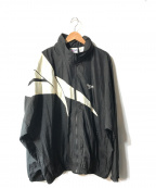REEBOK(リーボック)の古着「【古着】オーバーサイジングナイロンジャケット」 ブラック