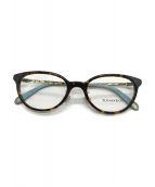 ()の古着「眼鏡」|ブラウン×ブルー