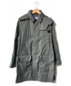 ()の古着「インシュレーションマウンテンコート」|グレー