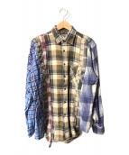 ()の古着「7 Cuts Flannel Shirt/セブンカットシャツ」