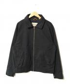 Timberland(ティンバーランド)の古着「古着スイングトップ」|ブラック