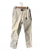 GRAMICCI(グラミチ)の古着「クライミングパンツ」|アイボリー
