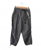 adidas(アディダス)の古着「ADV TRIAL PANTS」 ブラック