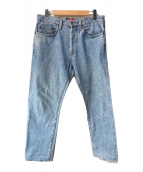 ()の古着「Stone Washed Slim Jean」 インディゴ
