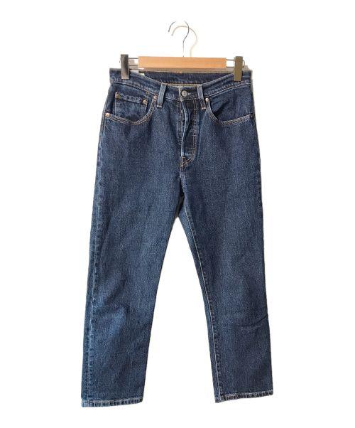 LEVI'S(リーバイス)LEVI'S (リーバイス) ストレートデニムパンツ インディゴ サイズ:26の古着・服飾アイテム