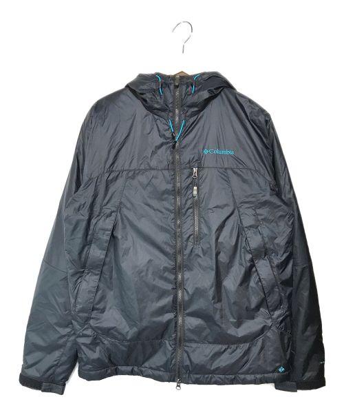 Columbia(コロンビア)Columbia (コロンビア) クリフハンガージャケット ブラック サイズ:Lの古着・服飾アイテム