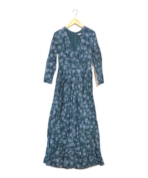 MARIHA(マリハ)MARIHA (マリハ) マドモアゼルのドレスLS グリーン サイズ:36の古着・服飾アイテム