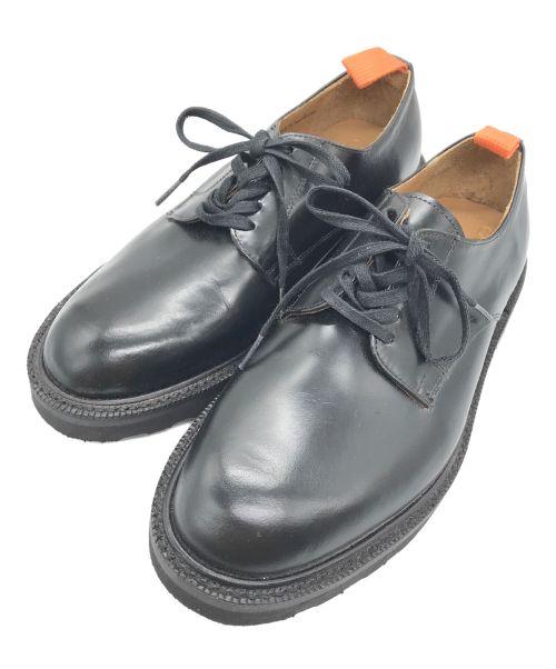 Caminando(カミナンド)Caminando (カミナンド) ダービーシューズ ブラック サイズ:25cmの古着・服飾アイテム